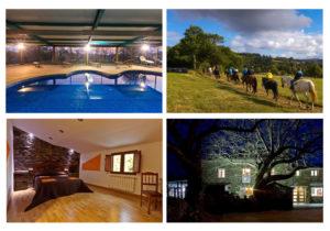 turismo rural en galicia turismo rural en lugo piscina climatizada